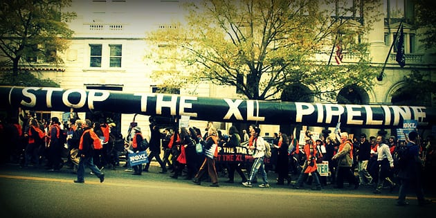 Power of We: The No KXL Pipeline Campaign