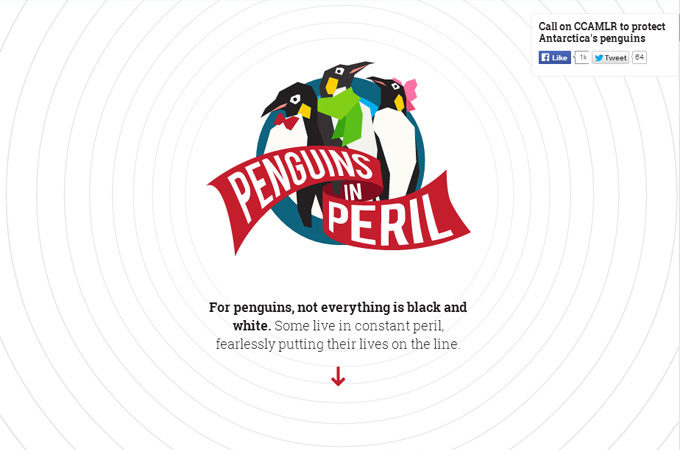 Penguins in Peril