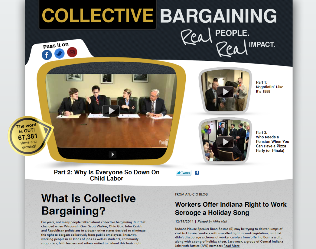 Collective Bargaining Facts - AFL-CIO