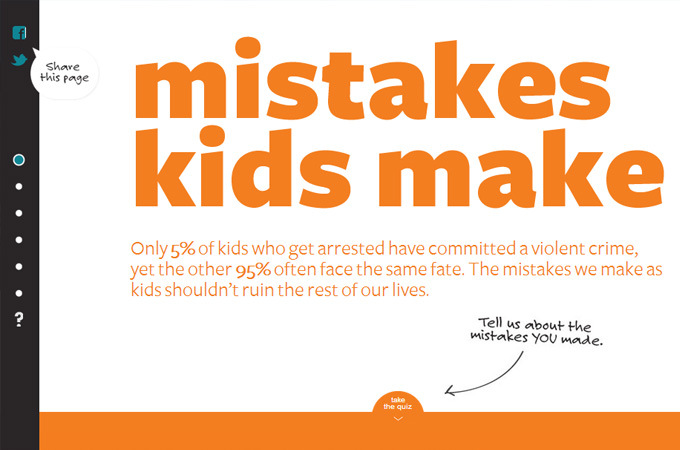 Mistakes Kids Make